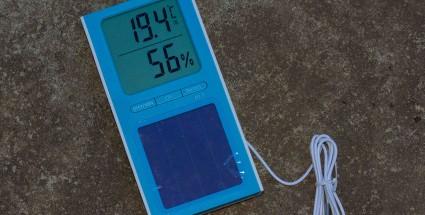 solar termomeeter-1s