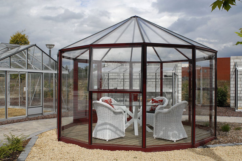 Hobby kasvuhoone paviljonid
